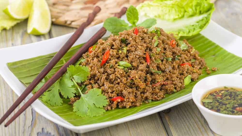 Lao Meat Salad, Laap