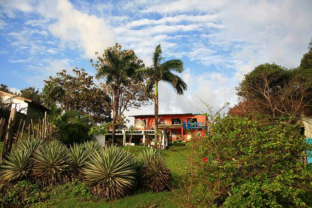 Panama hostel