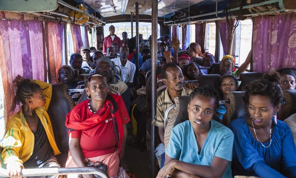 bus ethiopia
