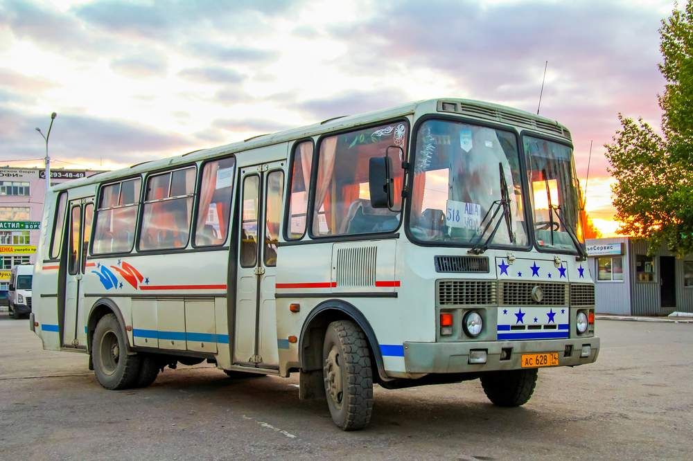 bus russia