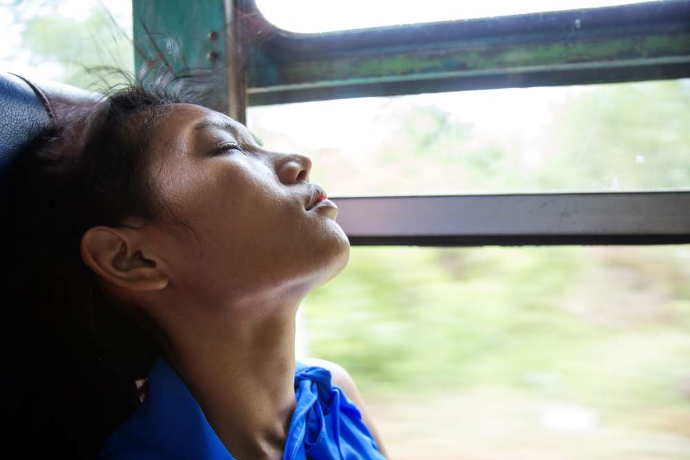 bus sleep