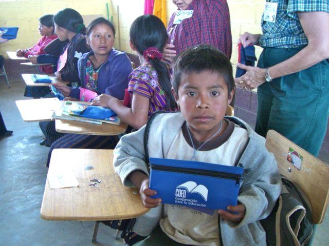 Guatemala school