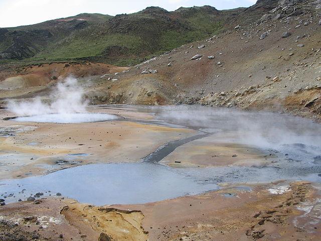 Iceland Seltún