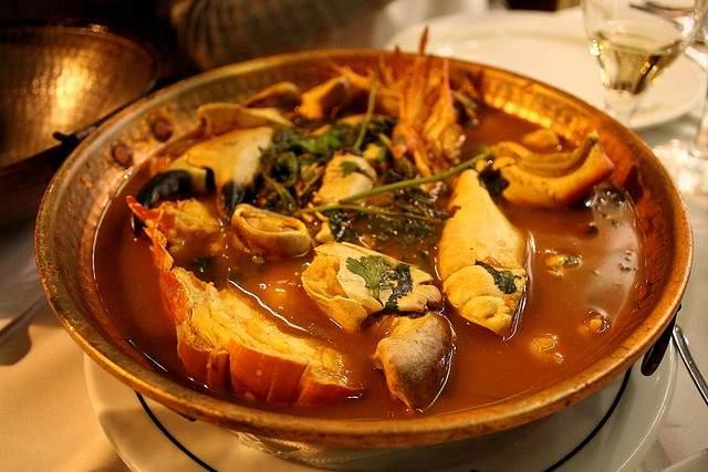 seafood lisbon