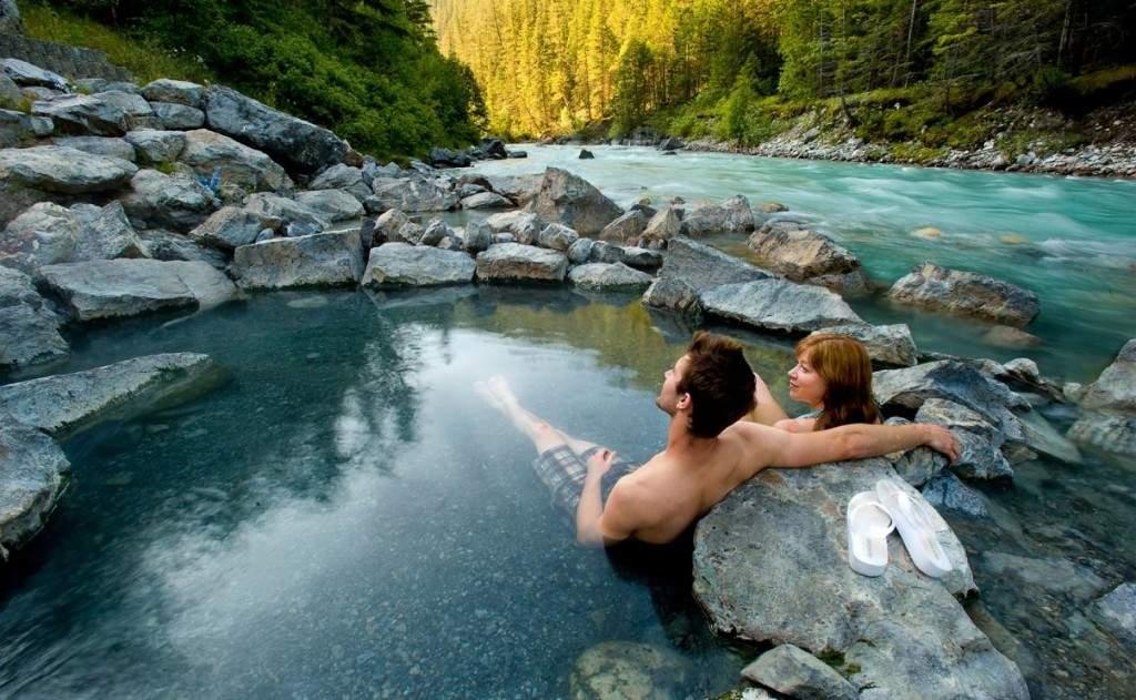 Lussier Hot Springs