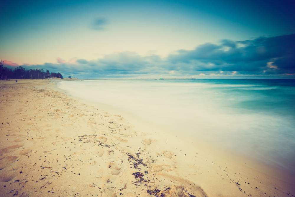 beach poland