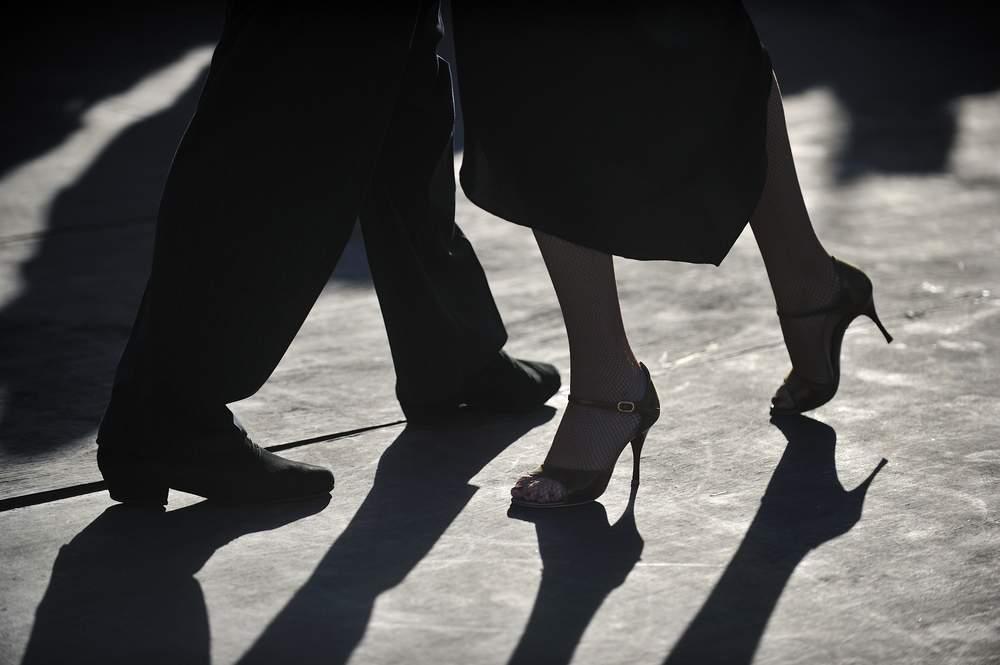 lessons tango