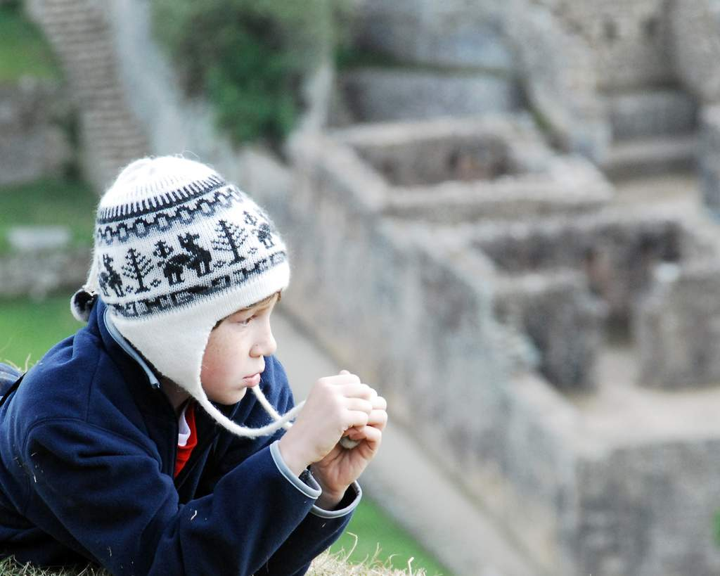 Learning at Machu Picchu