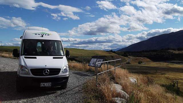 RV in New Zealand