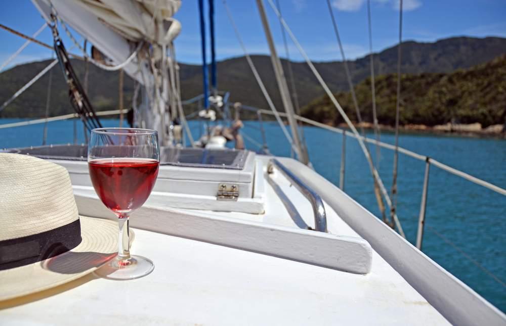 WWOOF- sailing
