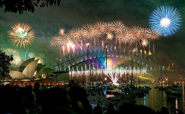 New Year's Sydney