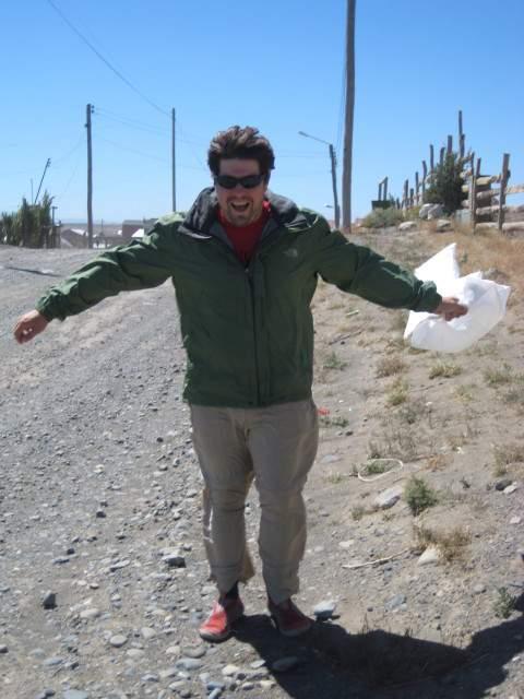 Patagonian wind