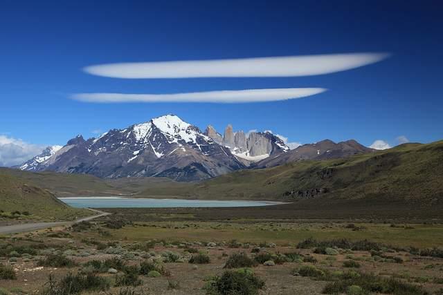 Patagonia clouds