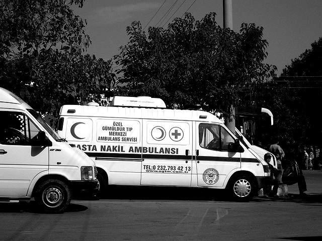 Turkish Ambulance