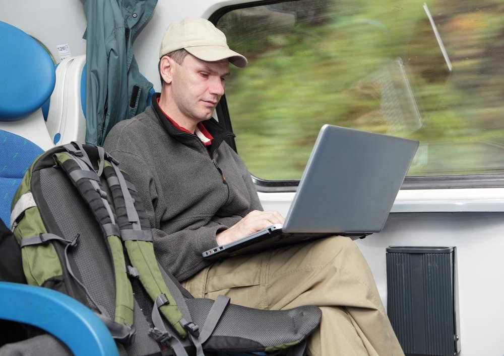 train journey computer