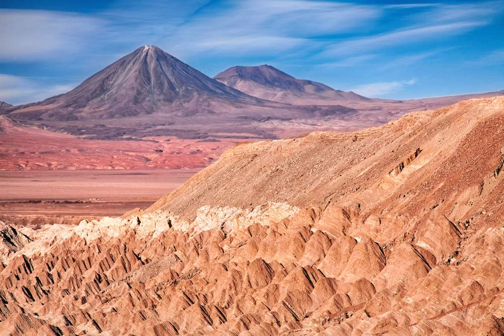 Atacama Desert by Nataliya Hora Shutterstock