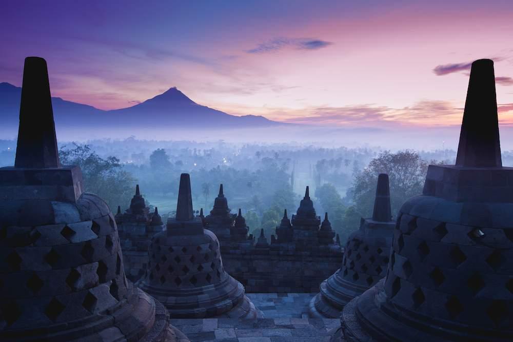 Borobudur by Pigprox Shutterstock