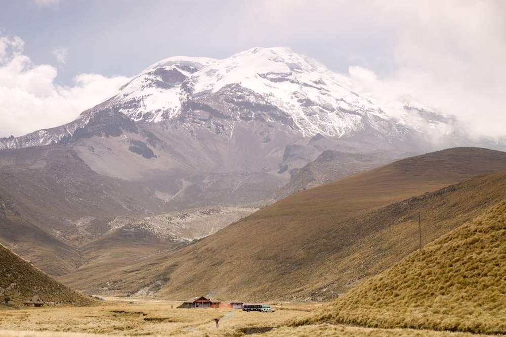 Mt Chimborazo by ache1978 Shutterstock