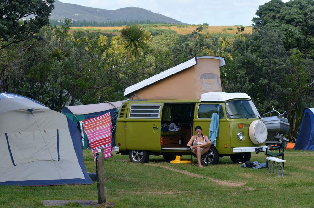 NZ Campground