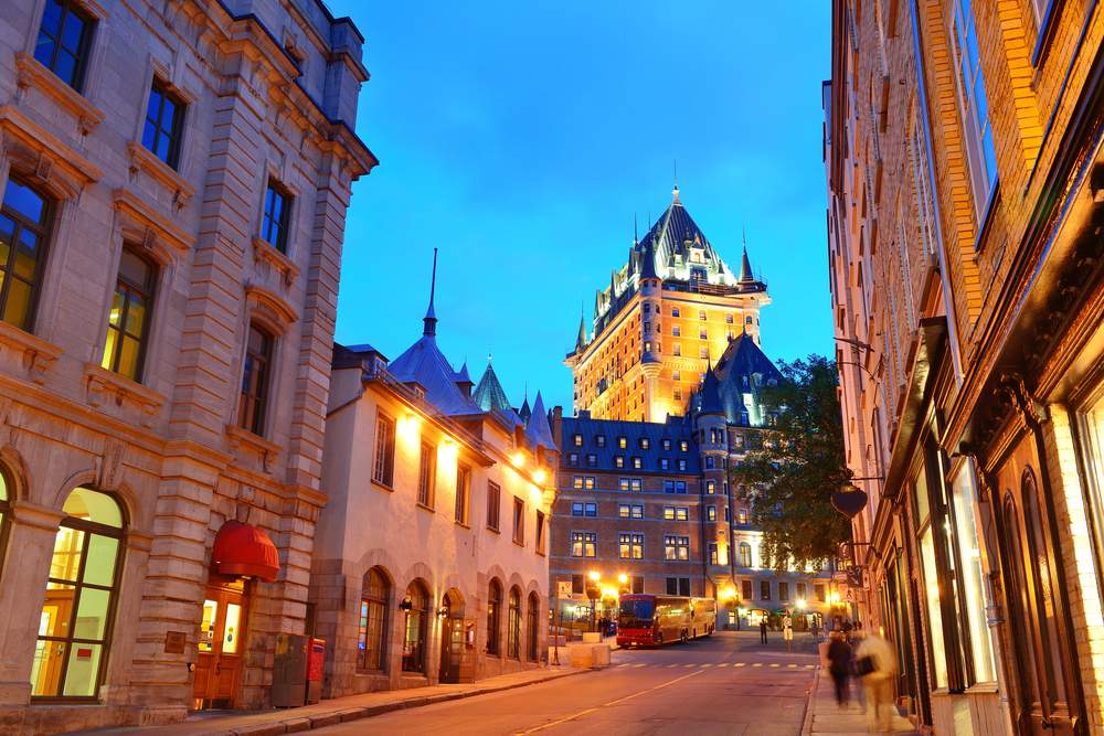 quebec city lodging