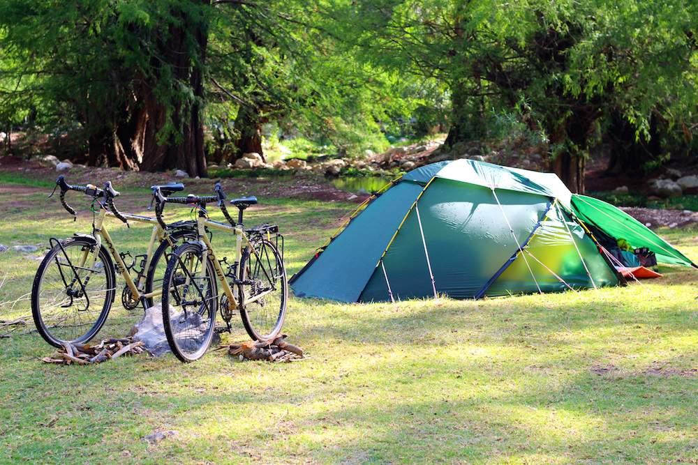 bikes camp