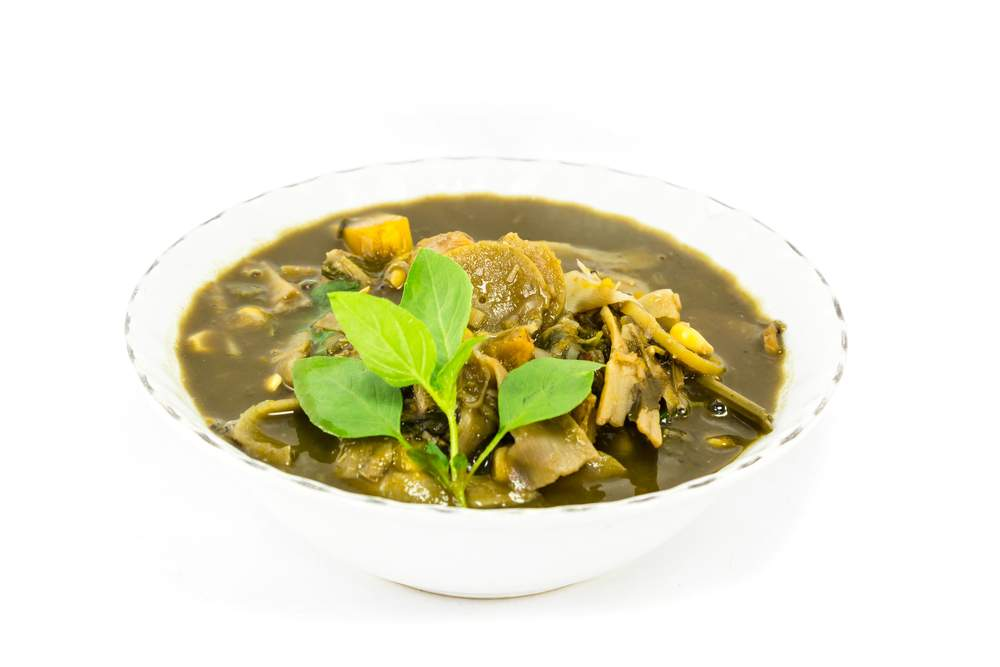 Vegetable Stew from Laos