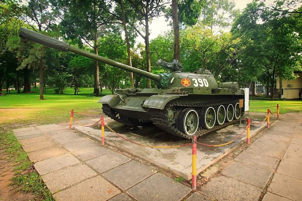 Reunification Palace, Ho Chi Minh Vietnam