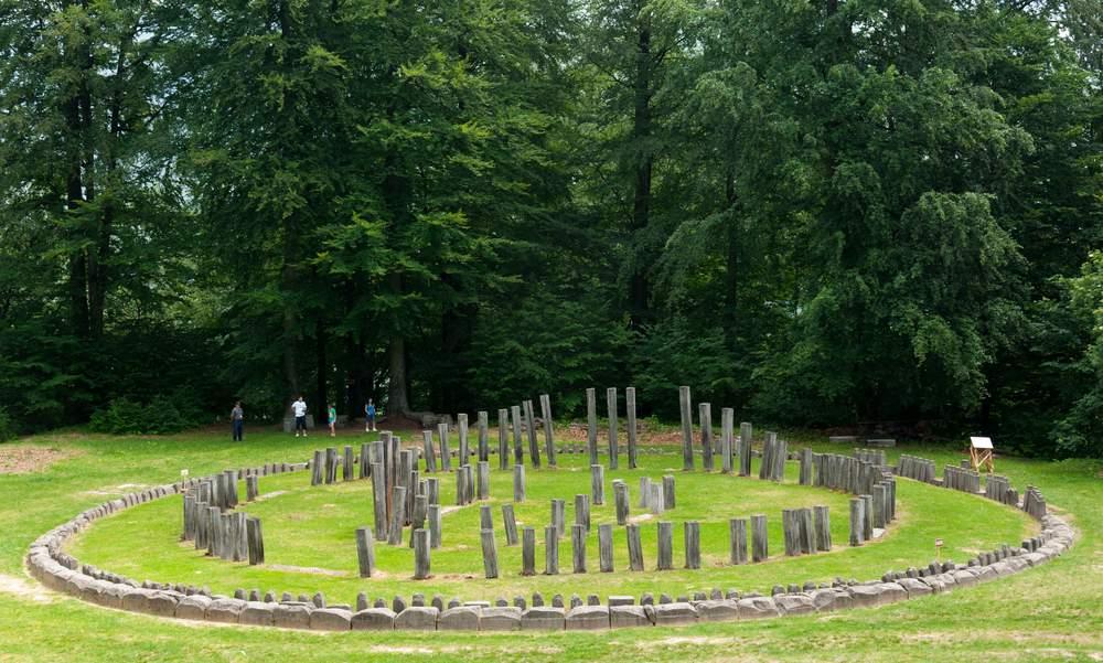 Sarmisegetuza Regia Dacian Ruins, Romania