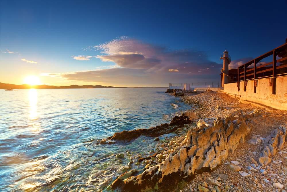 Coast, Zadar, Croatia