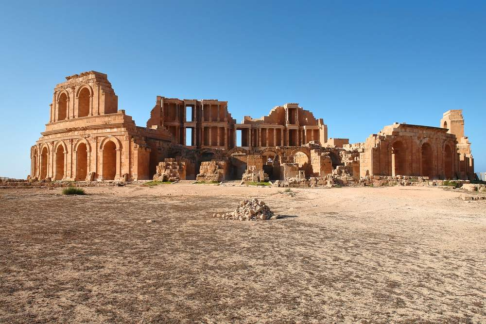 Dangerous destinations, Libya