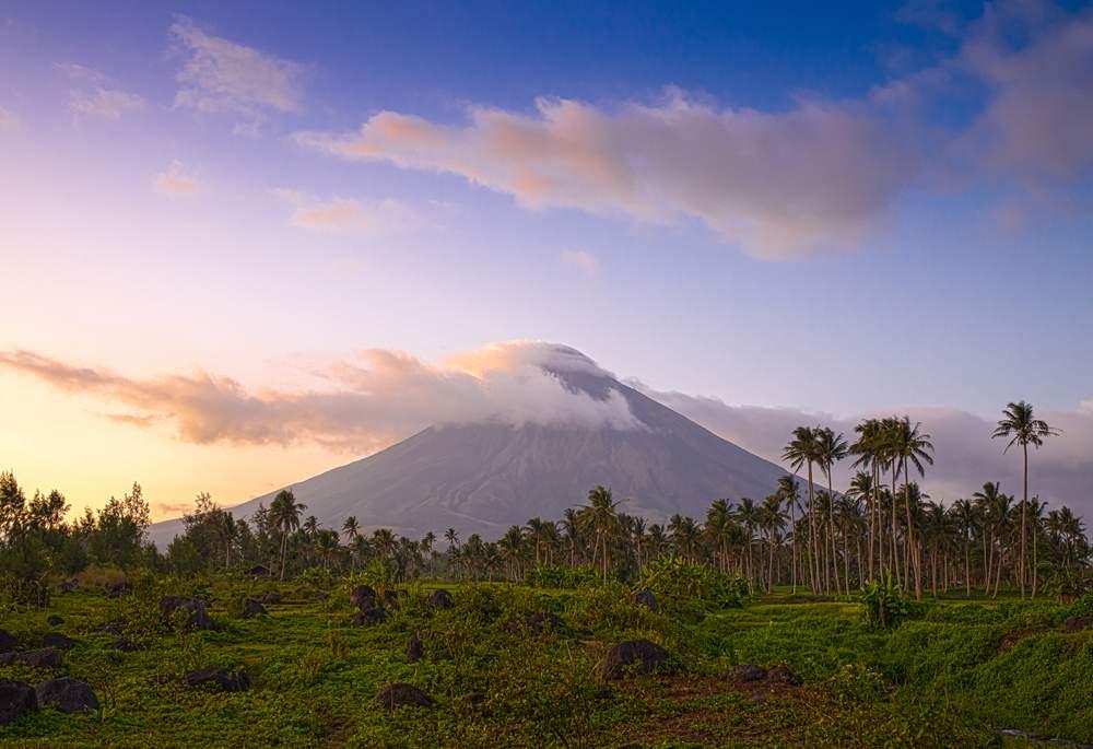 Mayon Volcano Filipino