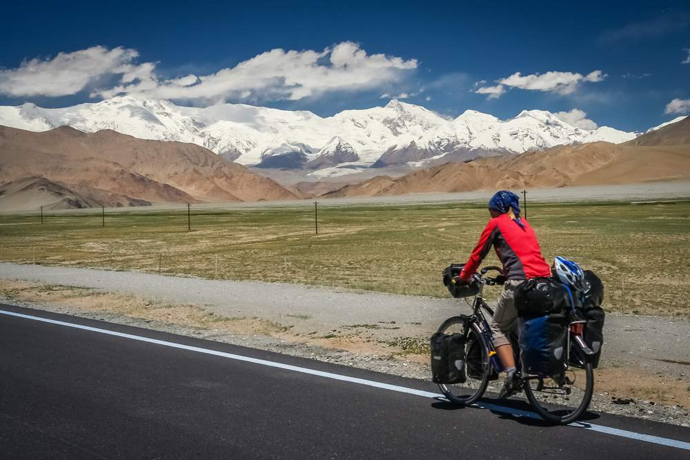 Extreme Biking Adventures You can have on a RTW Trip