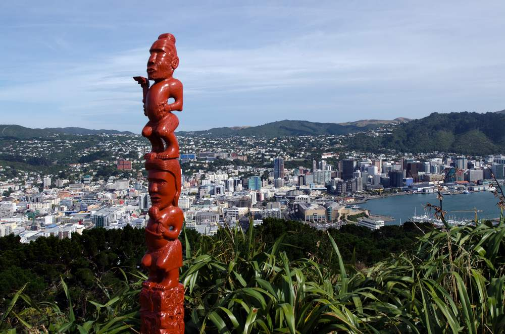 New Zealand has a great art scene