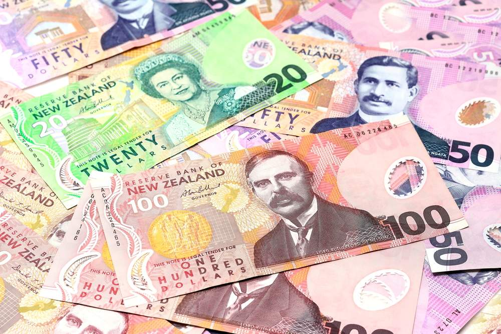 Many local legends of New Zealand are on the currency