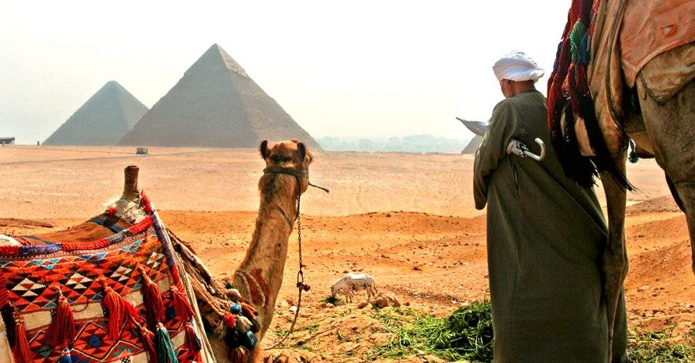 Trip or Treat! Win a trip to Egypt with Bootsnall & World Nomads