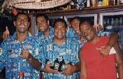 Kava King! – Beachcomber Island, Fiji