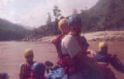 Tim and Mari's World Tour – Nepal