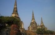 Ayutthaya Lives Up to Its Name – Thailand, Asia