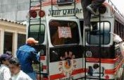 Guatemalan Bus Adventure – Central America