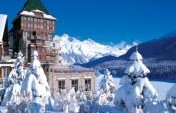 11 of the Most Extravagant Ski Resorts in the World