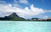 Over-Water Bungalows Around the World