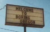 Mount Hood Highway, U.S. 26 – Northwest Oregon, USA