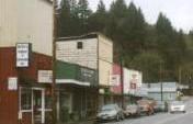 Drain and Elkton – Douglas County, Western Oregon, USA