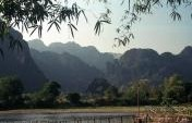 Riding Through Shock and Dust – Laos, Asia
