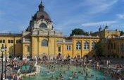 Butt Naked in Budapest – Budapest, Hungary, Europe