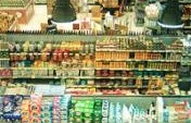 Supermarket Souvenirs for Travelers