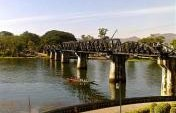 Bridge over the River Kwai &#8211; Thailand, Asia