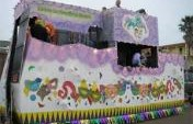 Mardi Gras from Both Sides of the Throw – Galveston, Texas