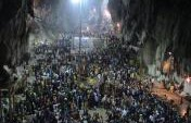 Thaipusam at the Batu Caves &#8211; Malaysia