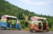 The Real India: Experience the Subcontinent from the Driver's Seat of an Autorickshaw